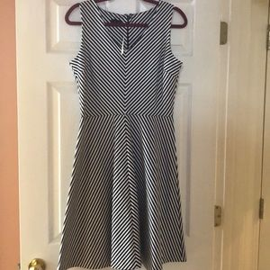 Talbots Sleeveless Dress